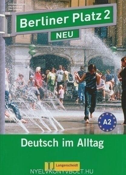 فروش ویژه کتاب زبان آلمانی برلینر پلاتز Berliner Platz Neu 2